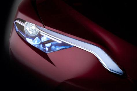 Toyota-Studie NS4 Plug-in-Hybrid