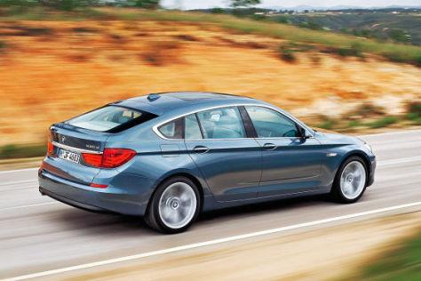 5er BMW GT