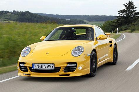 Porsche RUF 911 Turbo PDK