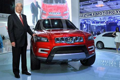 Suzuki XA Alpha