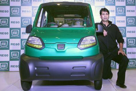 Bajaj RE 60: Neues Kampfpreisauto aus Indien