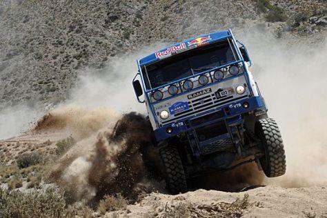 Rallye Dakar 2012: Trucks