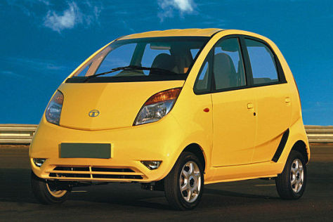 Tata Nano Werbespot Screenshot