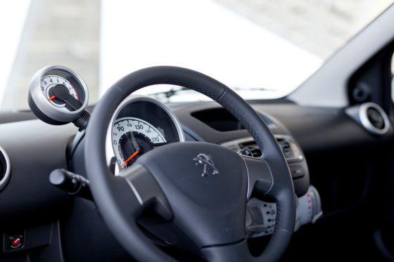 Peugeot 107 Facelift 2012