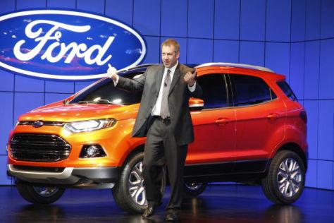 Dehli Auto Expo 2012: Überblick
