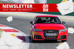 AUTO BILD DIGITAL-Newsletter