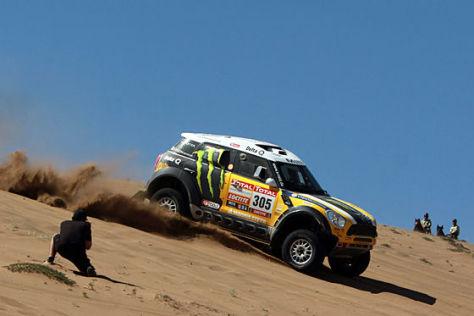 Rallye Dakar 2012: Etappe 8