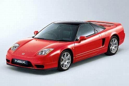 Honda NSX aud den 90ern