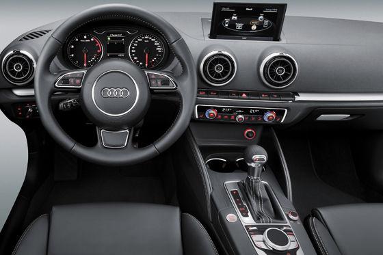 Audi A3 (2012): Cockpit