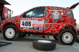 Dakar 2012: Spezielle Teams