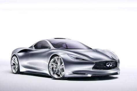 Infiniti Konzept: Autosalon Genf 2012