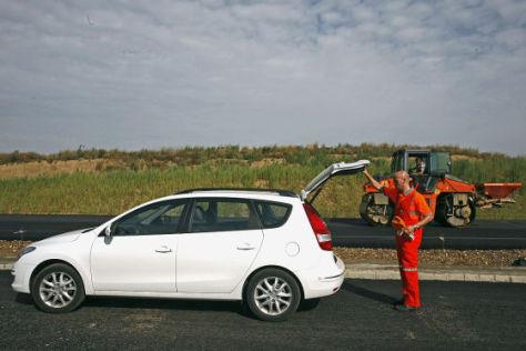 Dauertest: Hyundai i30cw 1.6 Style