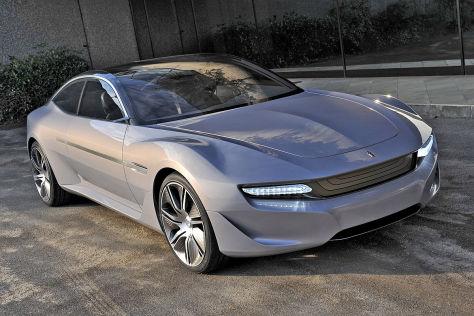 Pininfarina Cambiano 2012