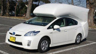 Toyota Prius Camper Conversion