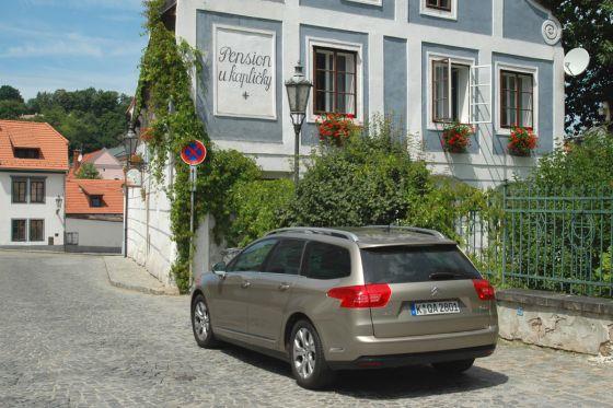Citroën C5 Tourer HDI 140 Exclusive