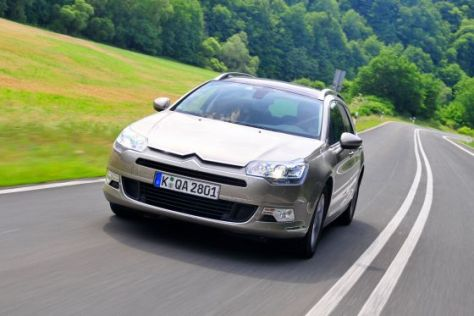 Citroën C5 Tourer HDi Exclusive