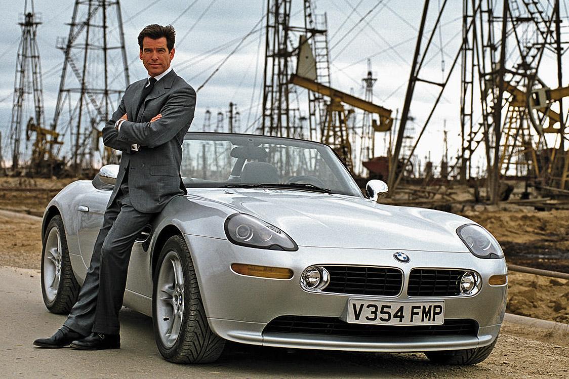 Die Autos Von James Bond Bilder Autobild De