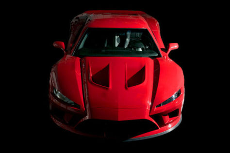 Falcon Motor Sports F7