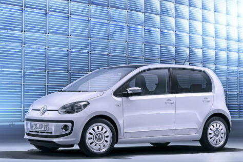 VW Up Fünftürer