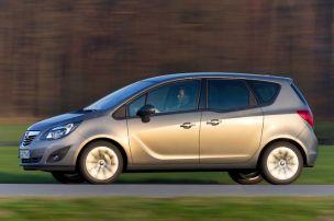 Opel Meriva LPG ecoFLEX