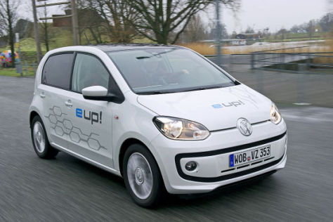 VW E-Up