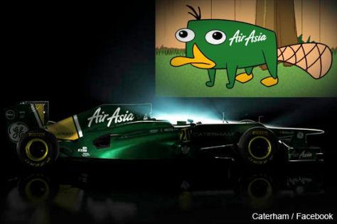 Caterham zeigt ersten Formel1-Renner für 2012