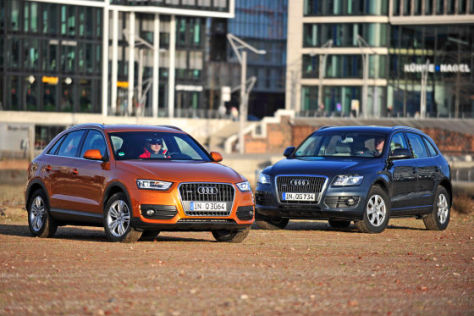 Audi Q3 Audi Q5