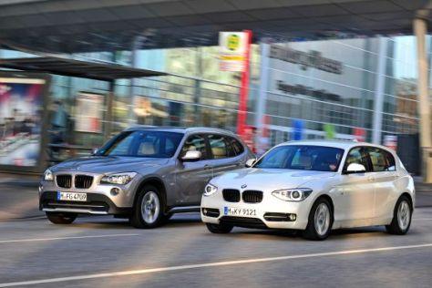 BMW 1er BMW X1