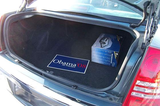 Präsidenten-Auto bei Ebay