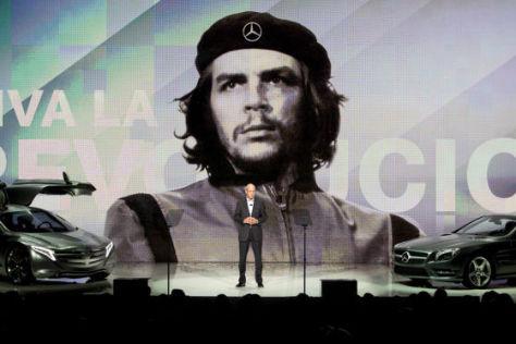 Che Guevara ; Zetsche