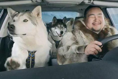 Suzuki-Werbespot zum Super Bowl 2012