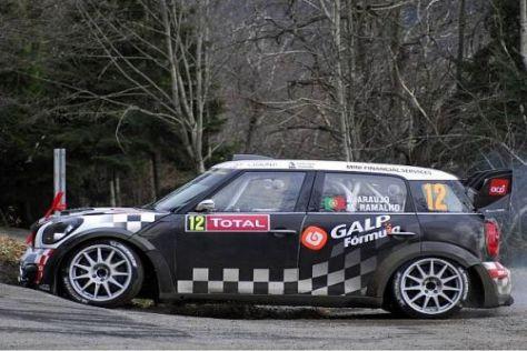 Armindo Araujo muss Geld finden, um die komplette WRC-Saison fahren zu können