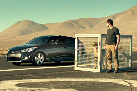 Hyundai-Werbespot zum Super Bowl 2012