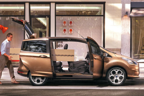 Ford B-Max (Februar 2011)