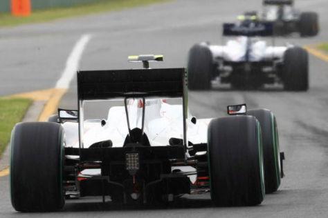Formel 1 (2012) Die Fahrer im Überblick