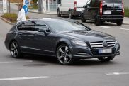 Video: CLS Shooting Brake Erlknig