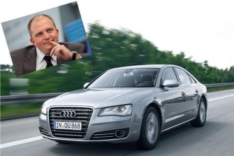 Montage Jörg Thadeusz; Audi