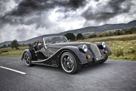 Morgan Plus 8 (2012)