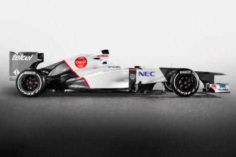 Formel 1 2012: Sauber