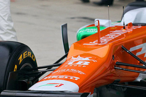 Formel 1 2012: Technik