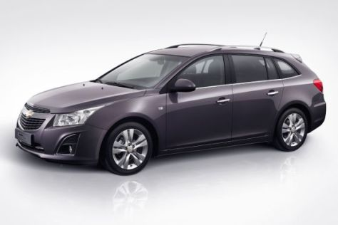 Chevrolet Cruze Station Wagon (Genf 2012)