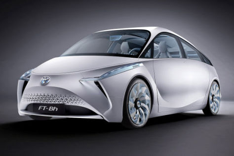 Toyota FT-Bh Concept (Genf 2012)