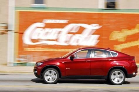 BMW X6 in den USA