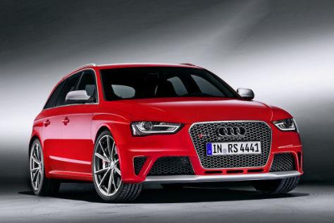 Audi RS 4 Avant (2012)