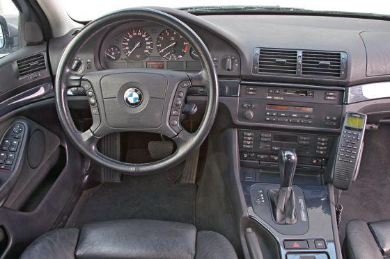 Bmw 5er E39 Als Gebrauchtwagen Autobild De