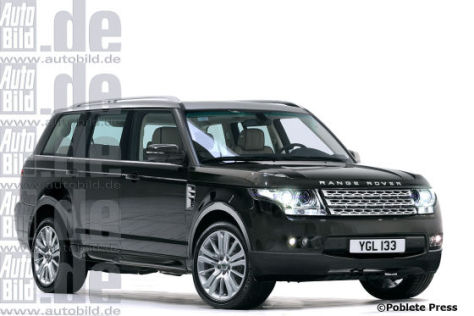Range Rover (Illustration)