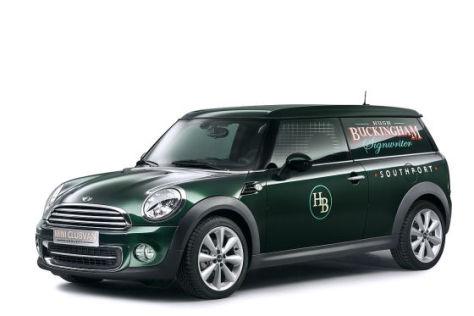 Mini Clubvan Concept (Genf 2012)