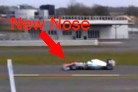 Mercedes GP W03