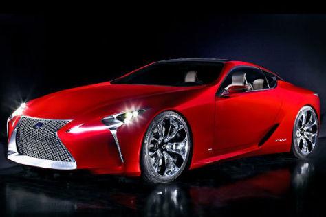Lexus Genf-Studie