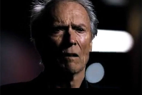 Clint Eastwood im Chrysler-Spot